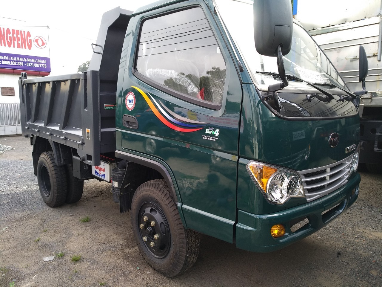 Xe tải ZB5024D