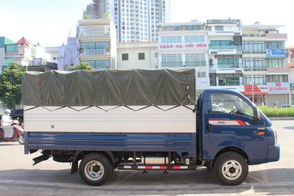 XE TẢI DAISAKI 2T49 THÙNG 3M2